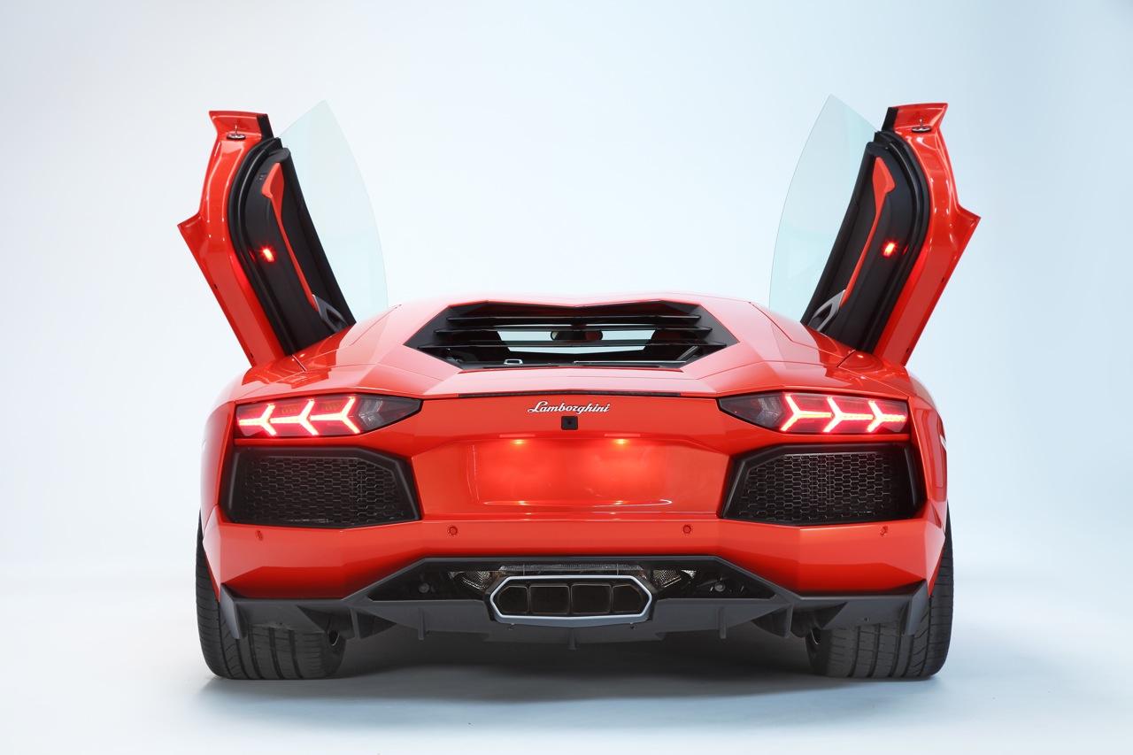 cool Lamborghini Aventador wallpaper hd desktop background screensaver 1280x853