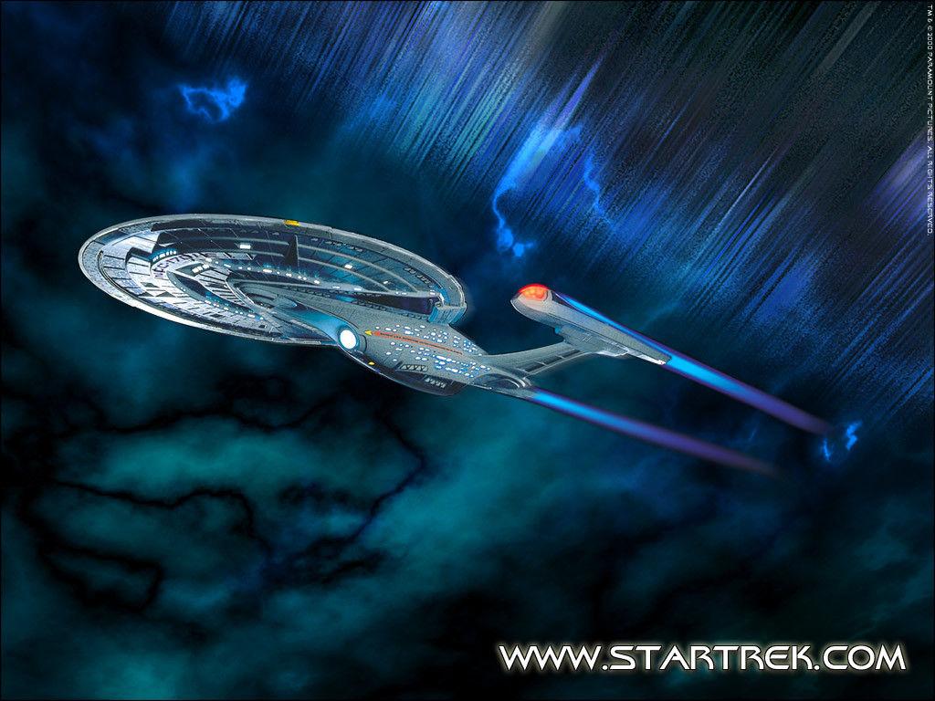 Star Trek Voyager 3D Screensaver   Freeware   EN 1024x768