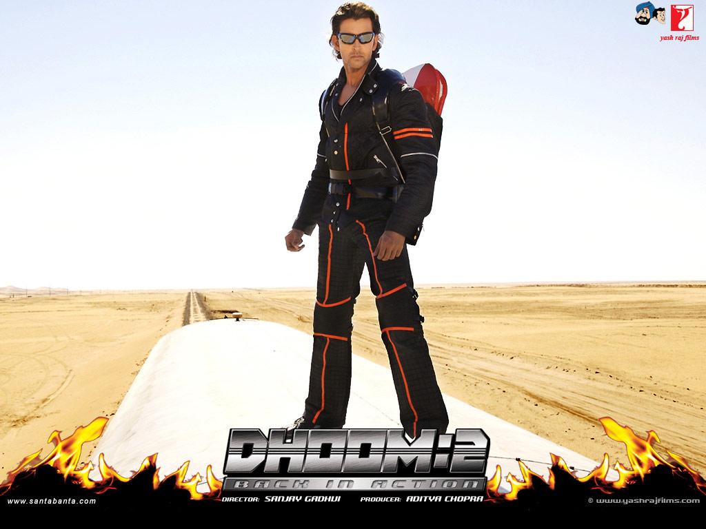 Dhoom 2 Movie Wallpaper 5 1024x768
