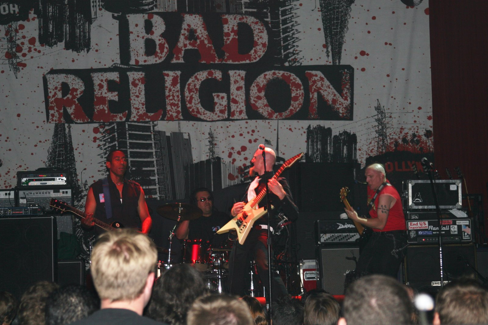 bad religion band hd wallpaper color palette tags music bad religion 1600x1067