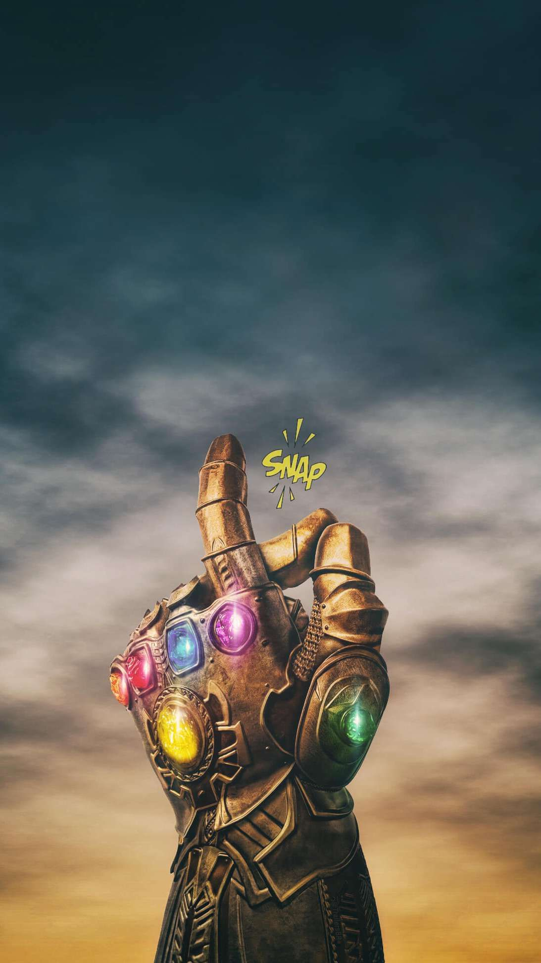 21 Thanos Snap Wallpapers On Wallpapersafari