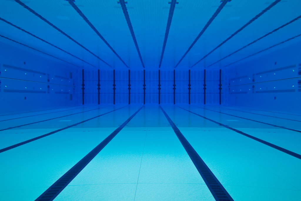 olympic swimming pool underwater the olympic swimming pool