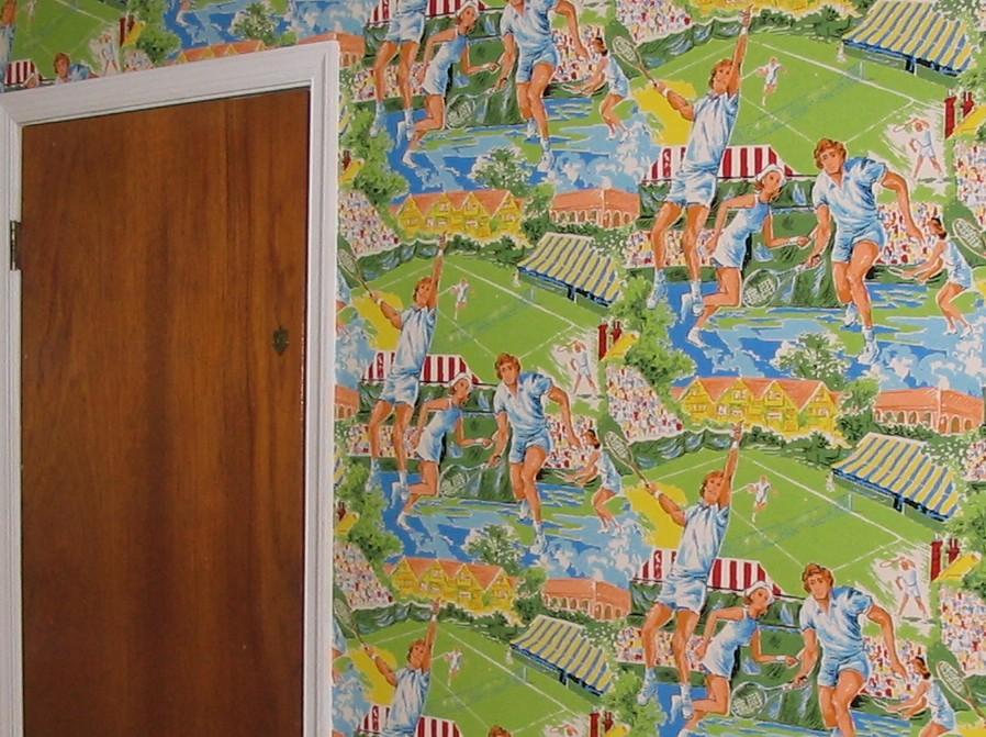 Get Rid of Wallpaper 898x671