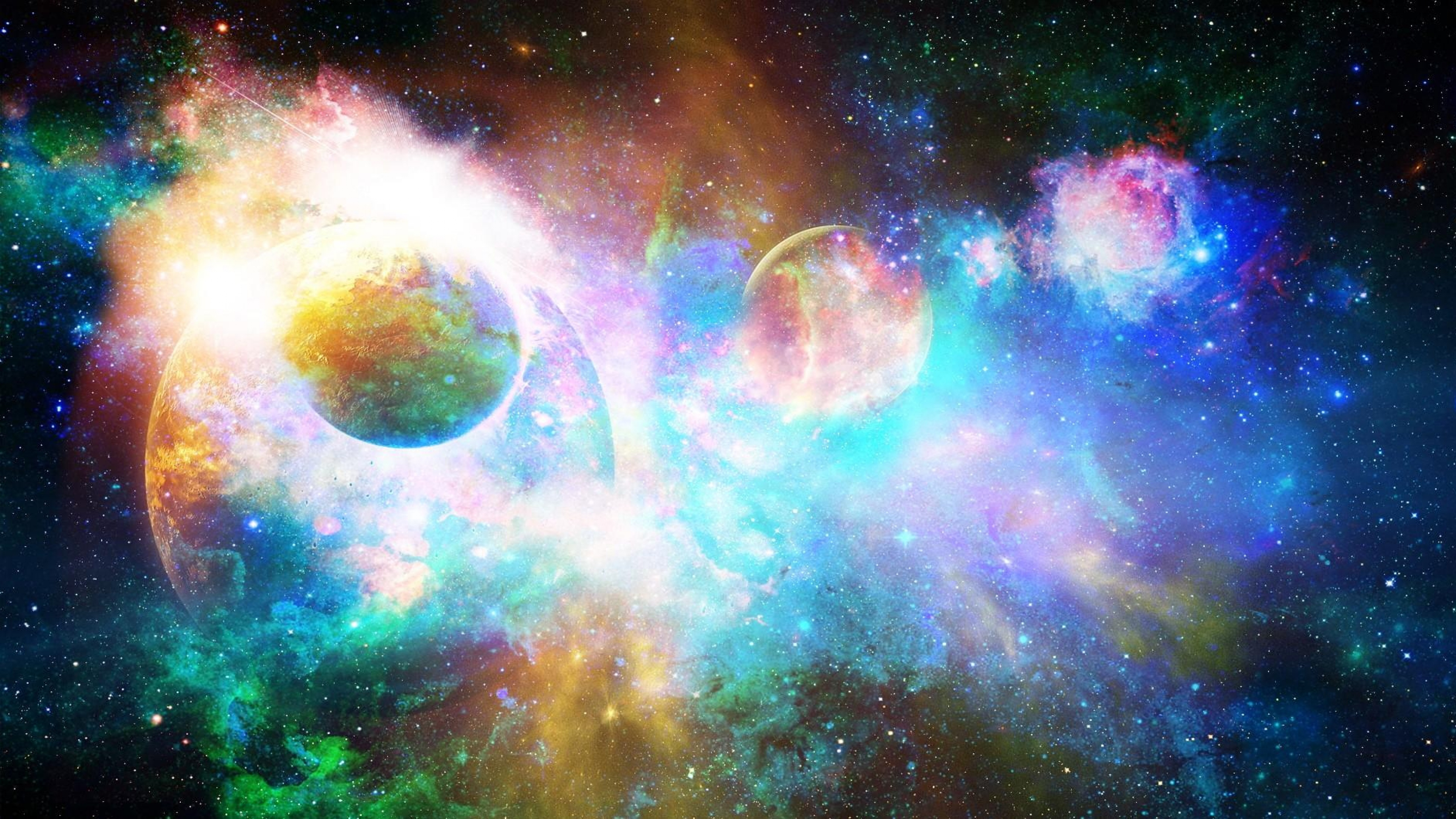 universe desktop wallpaper 4k-#36