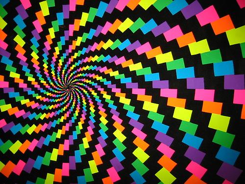 spiral trippy blacklight poster   windows background version   BEST 500x375