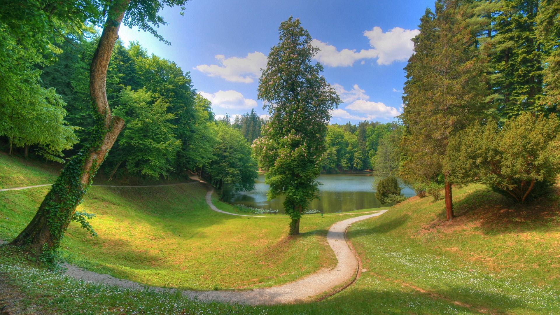 46 Beautiful Nature Wallpapers Hd On Wallpapersafari