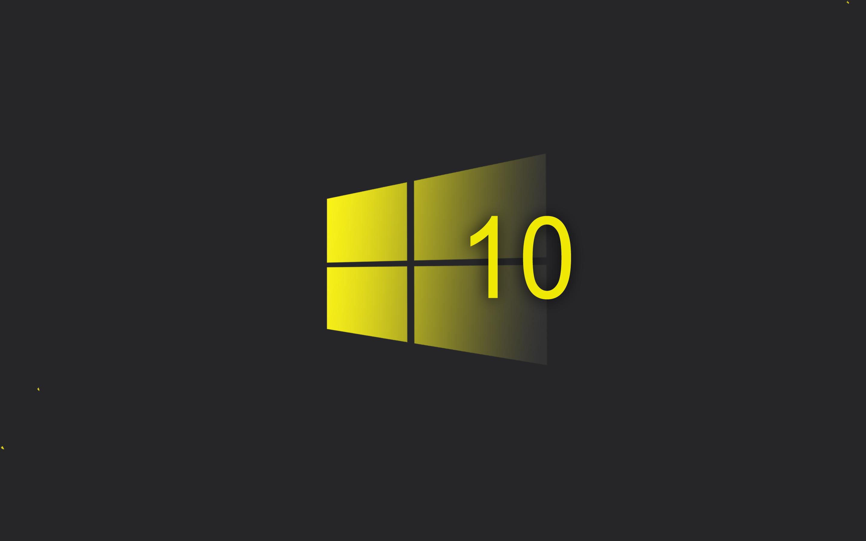 High Resolution Windows 10 Wallpaper Hd 3d For Desktop Black
