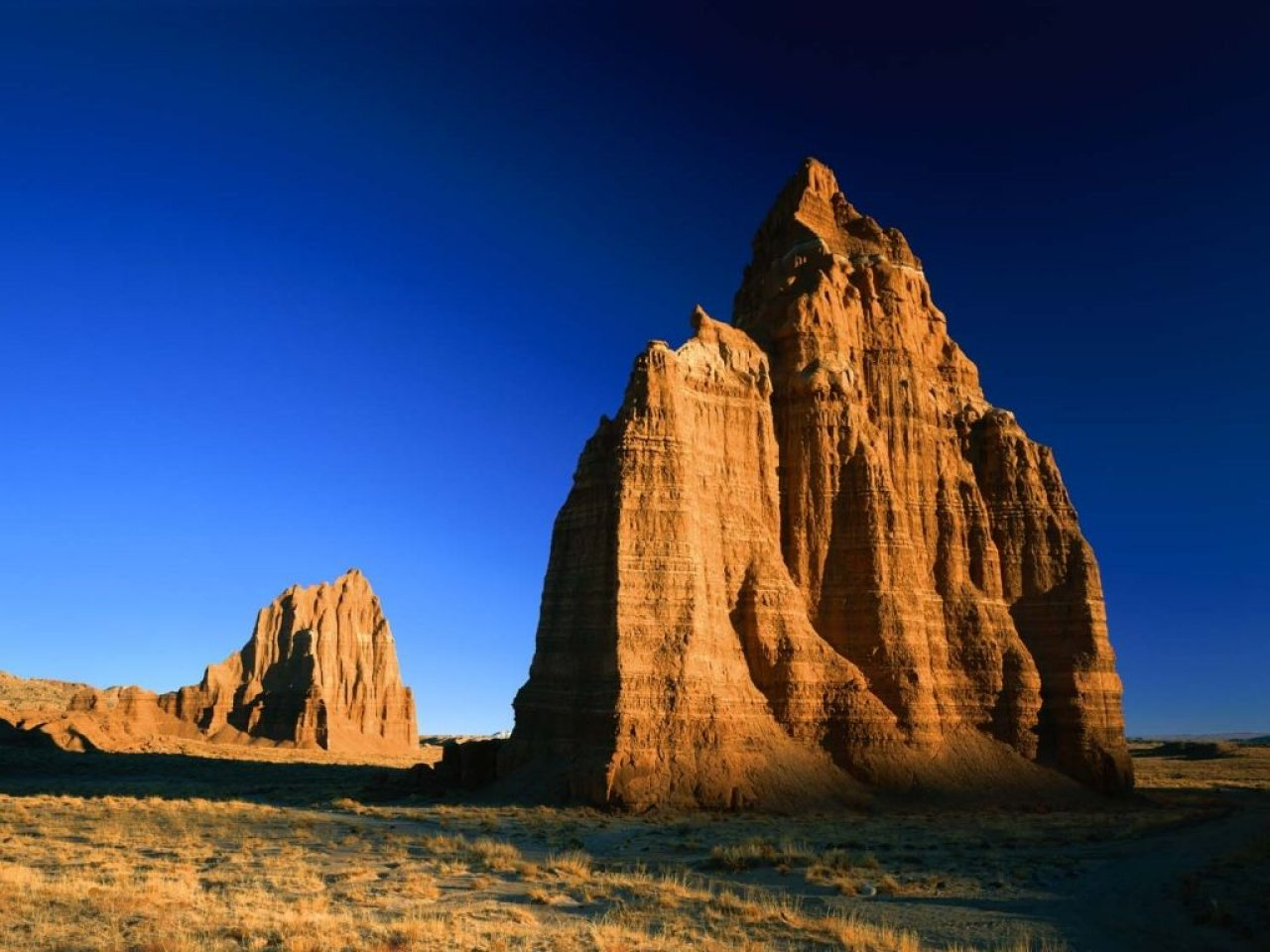 Utah National Parks Capitol Reef HD Wallpaper Background Images 1280x960