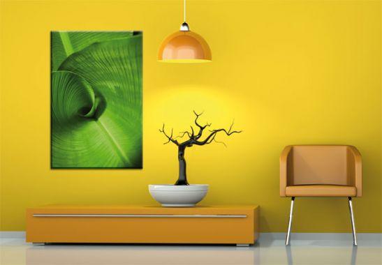 Banana Leaf Canvas print   wall artcom 547x380