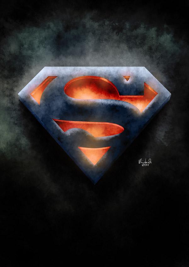 Superman Logo by Maxnethaal 601x850