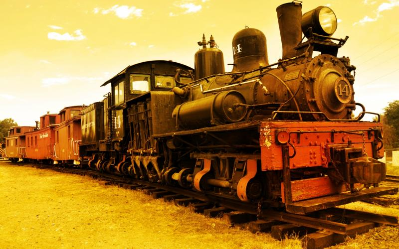 HD Vintage Train Wallpaper Download   129957 800x500