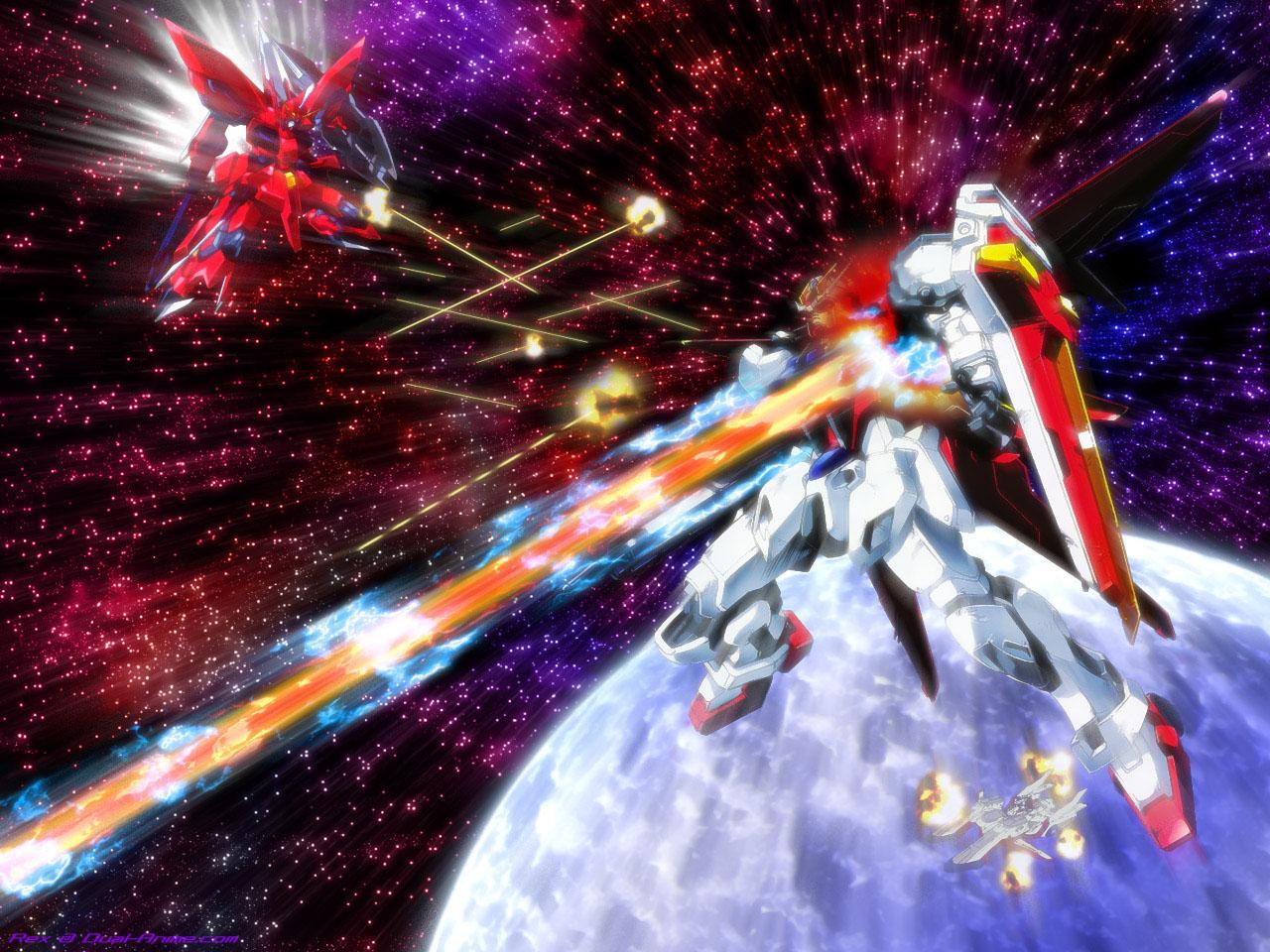 Gundam Seed Wallpaper 1280x960 Gundam Seed Battlefield 1280x960