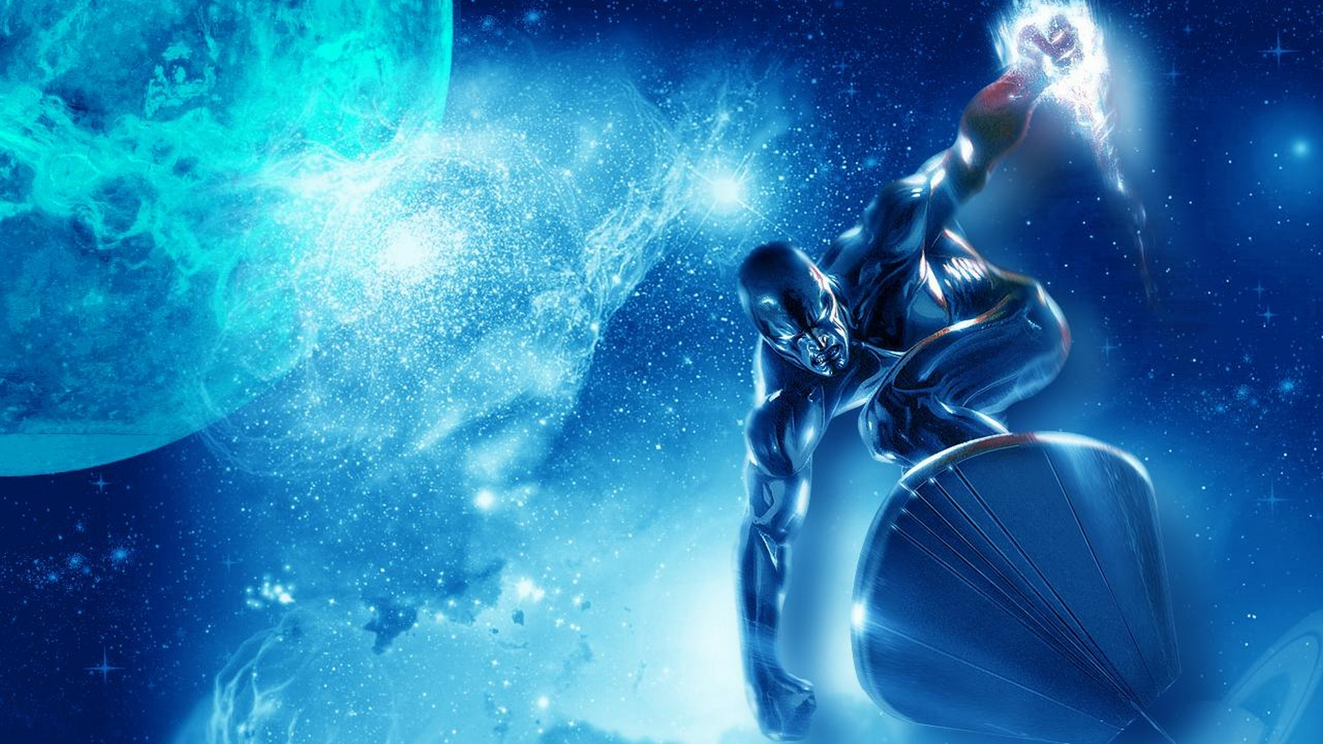 70 Silver Surfer HD Wallpapers Backgrounds 1920x1080