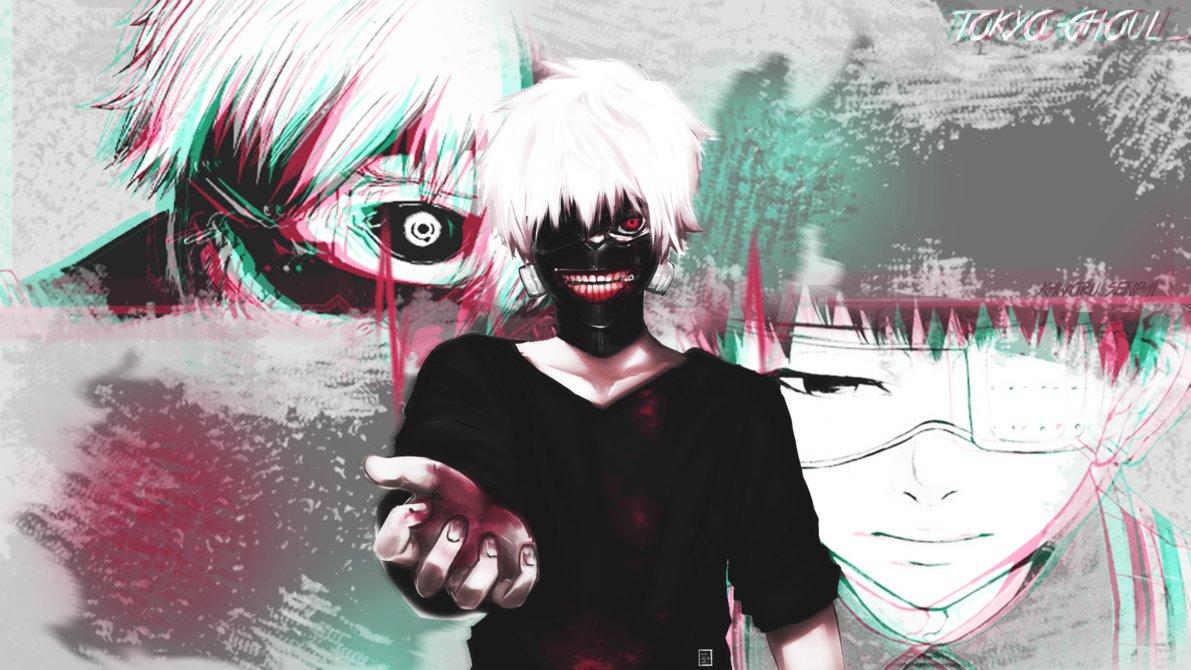 Tokyo Ghoul Wallpaper HD by KaworuSenpai 1191x670