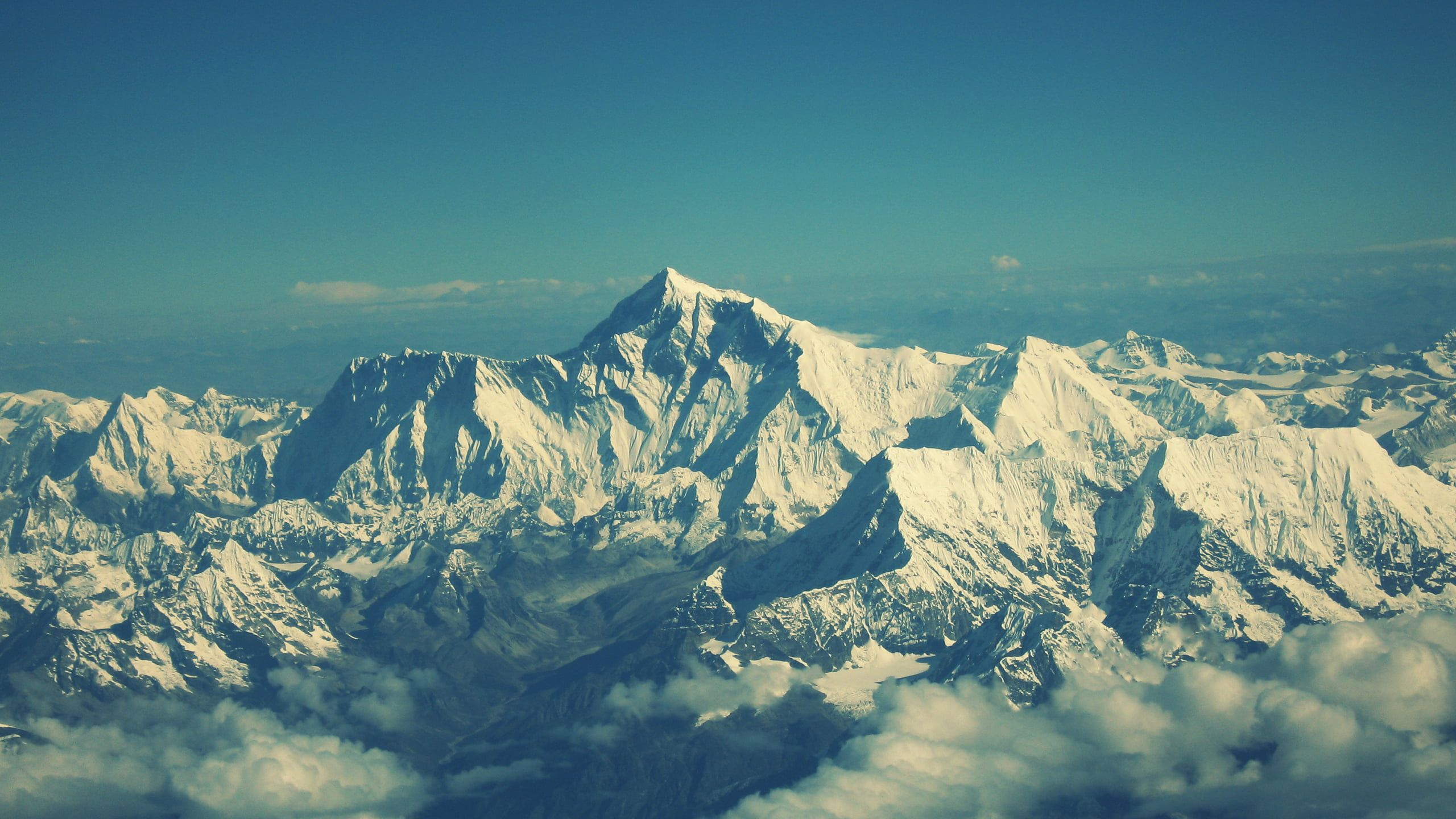 snow covered mountains landscape photography of snow mountains 2560x1440