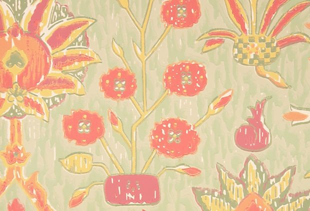 Bohemian Wallpaper Bohemian wallpaper sage on 620x422