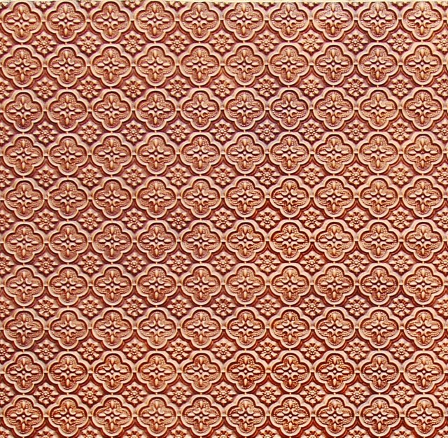 Brewster Island Grey Faux Grasscloth Wallpaper Fd23285: Copper Wallpaper Roll