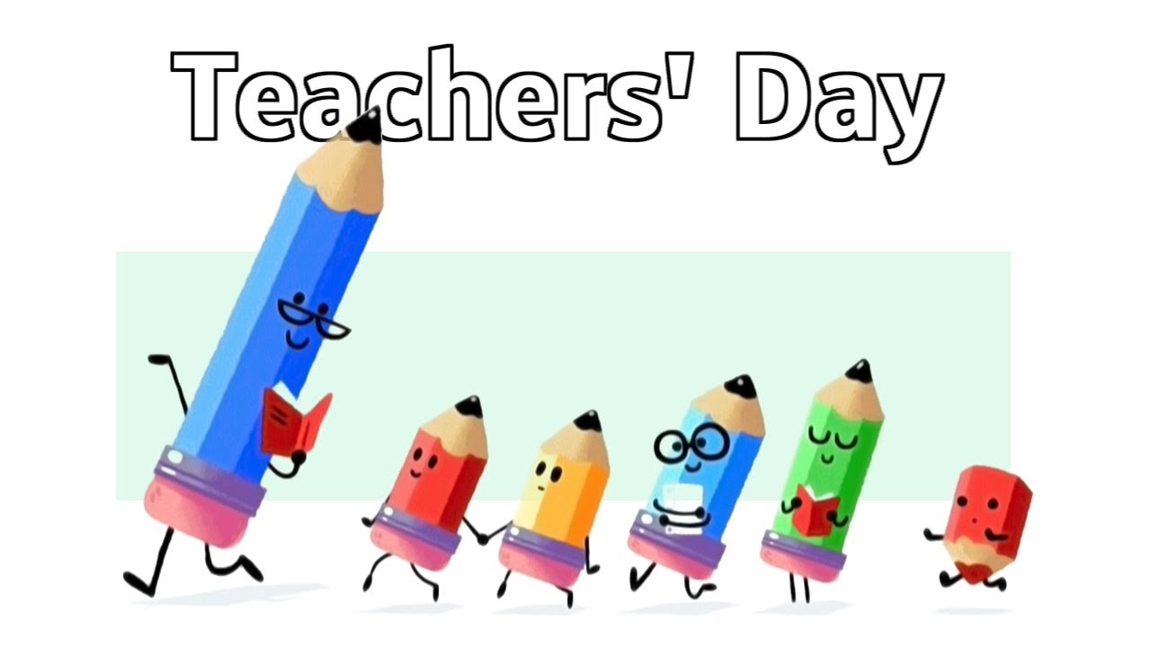 50 Happy World Teachers Day Wishes Image And Photos   Clip Art Library 1280x720