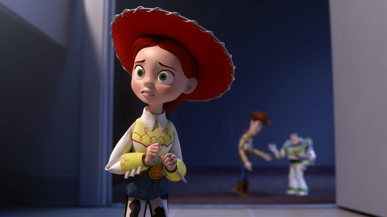 Jessie Toy Story of Terror Wallpapers HD Wallpapers 1280x720