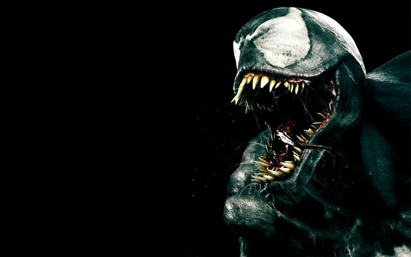 105 Venom HD Wallpapers Backgrounds Wallpaper Abyss 1440x900