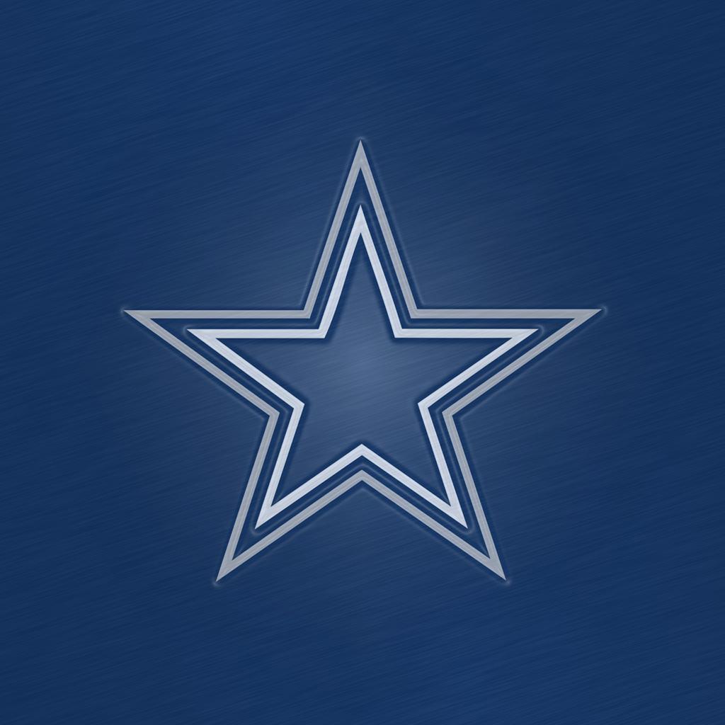 Dallas Cowboys Live Wallpaper: Dallas Cowboys Star Logo Wallpaper