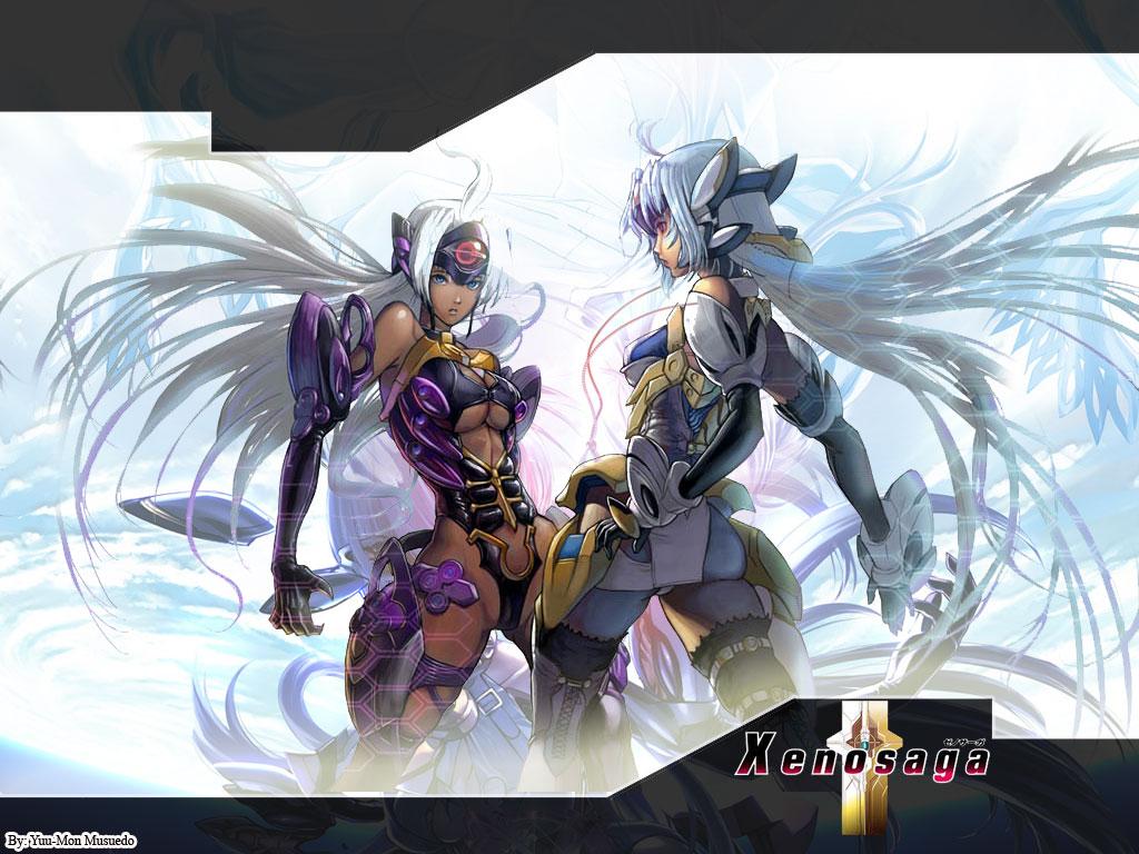 Xenosaga 3 Wallpaper - WallpaperSafari