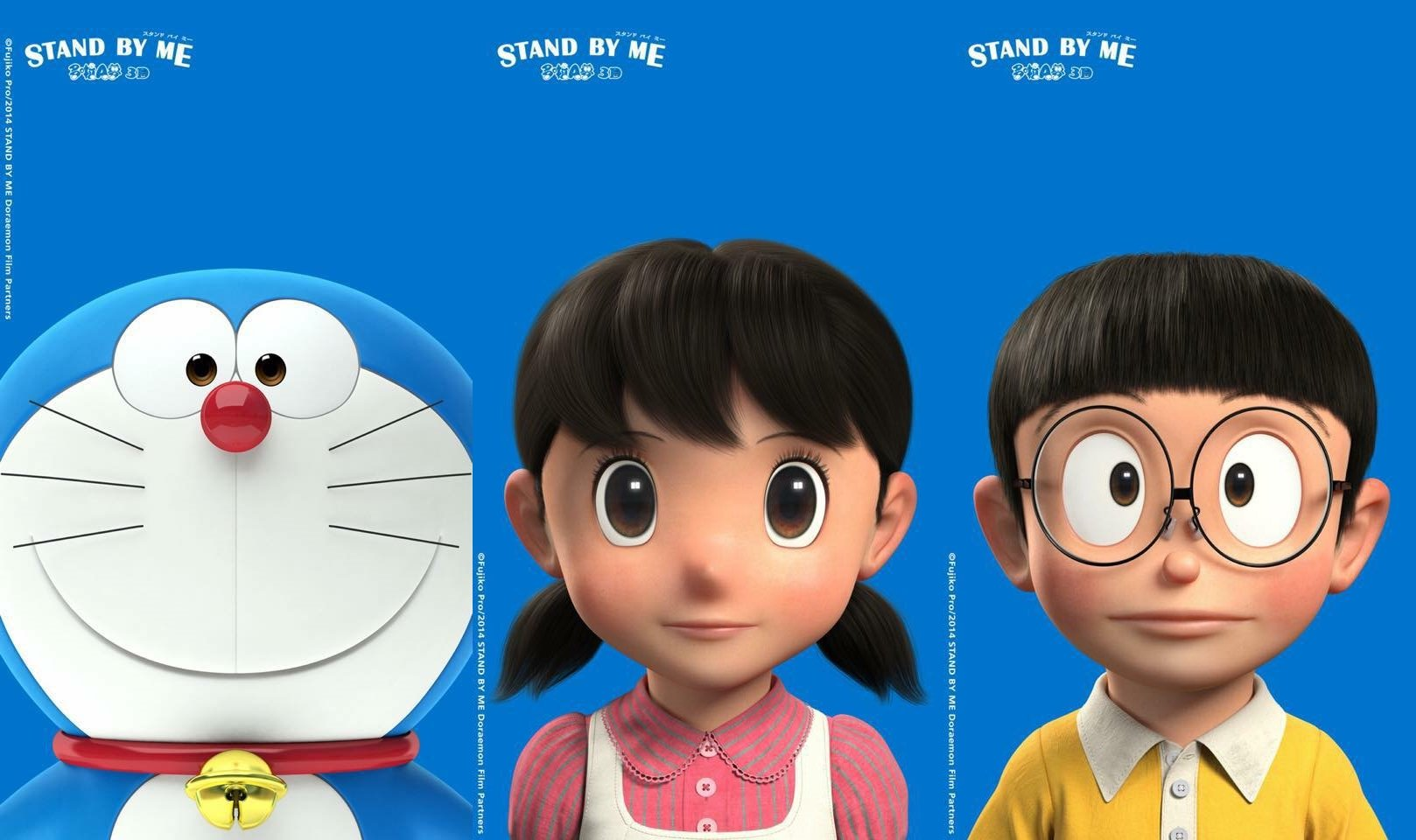 Free Wallpaper Stand By Me Doraemon [1618x960] For