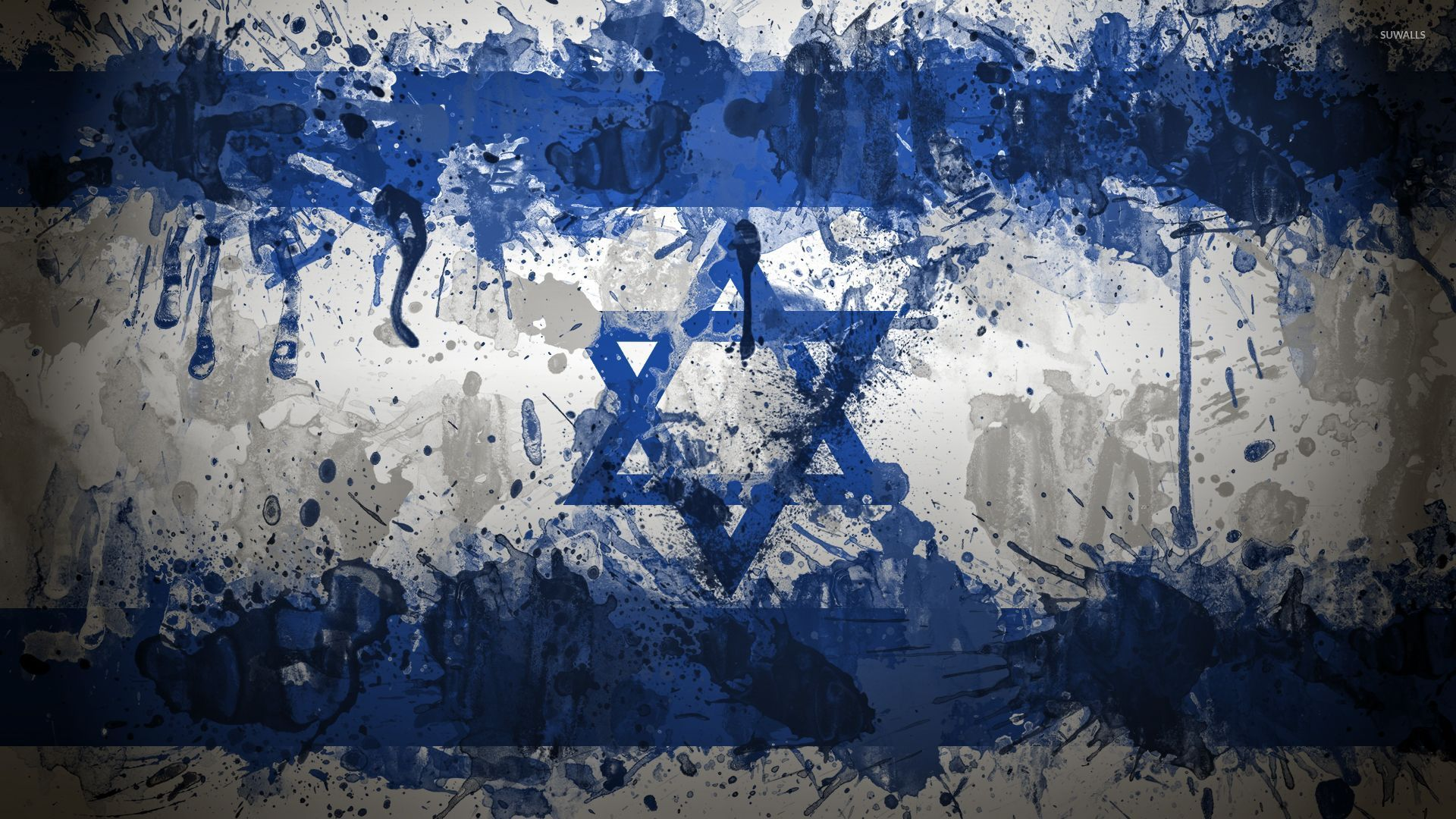 flag of israel wallpaper - photo #9