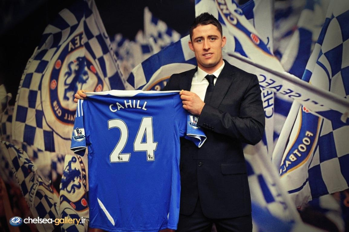 Gary Cahill Wallpapers
