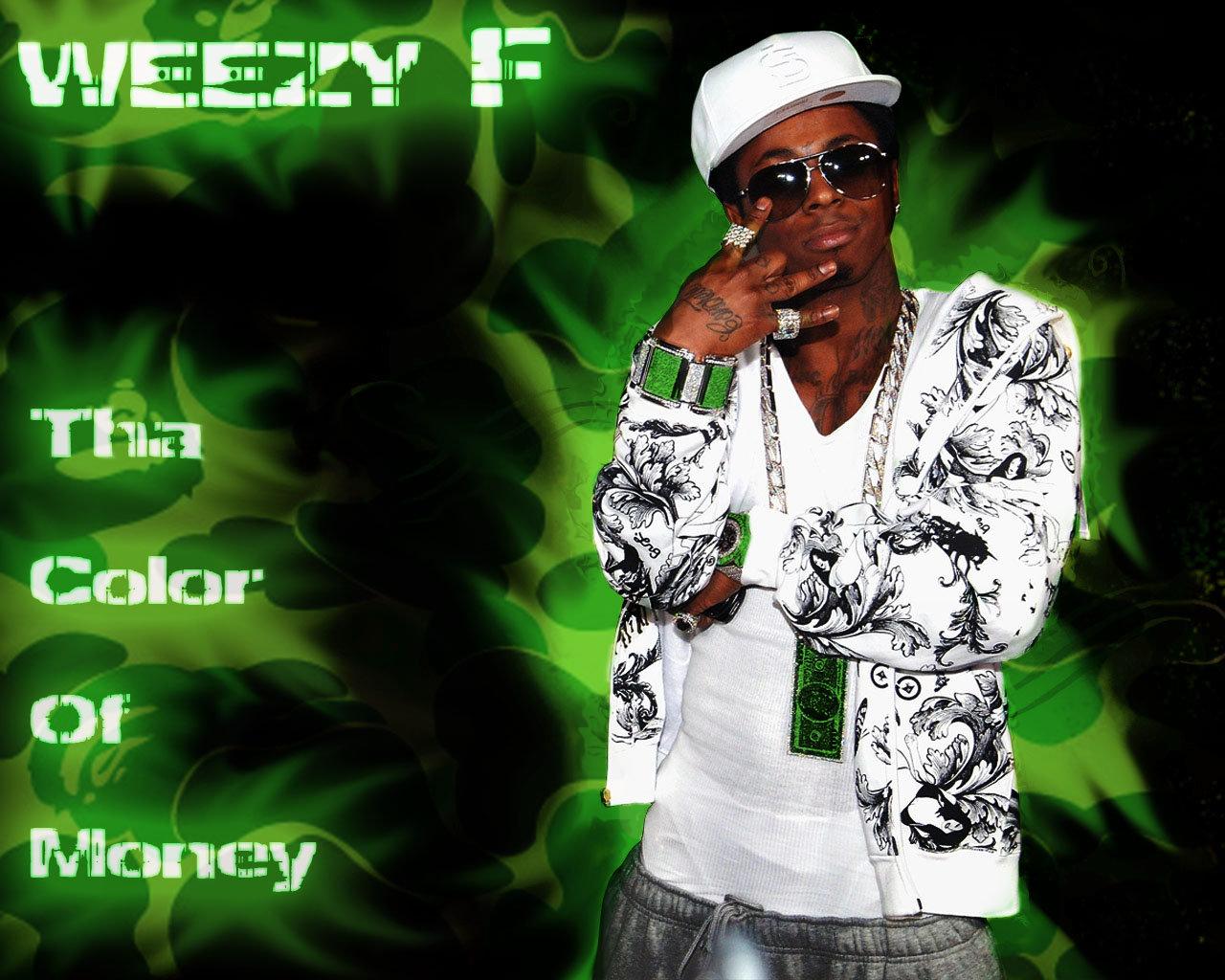 Lil Wayne Wallpaper by J Rex 1280x1024