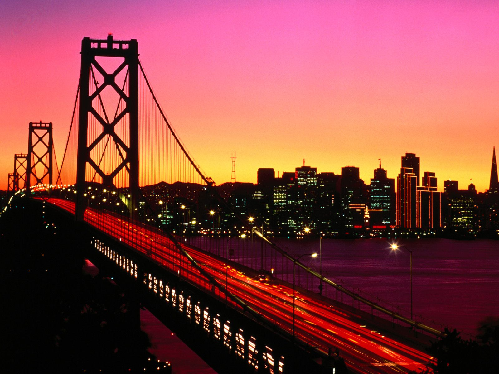 Island View Bay Bridge San Francisco Wallpapers HD Wallpapers 1600x1200