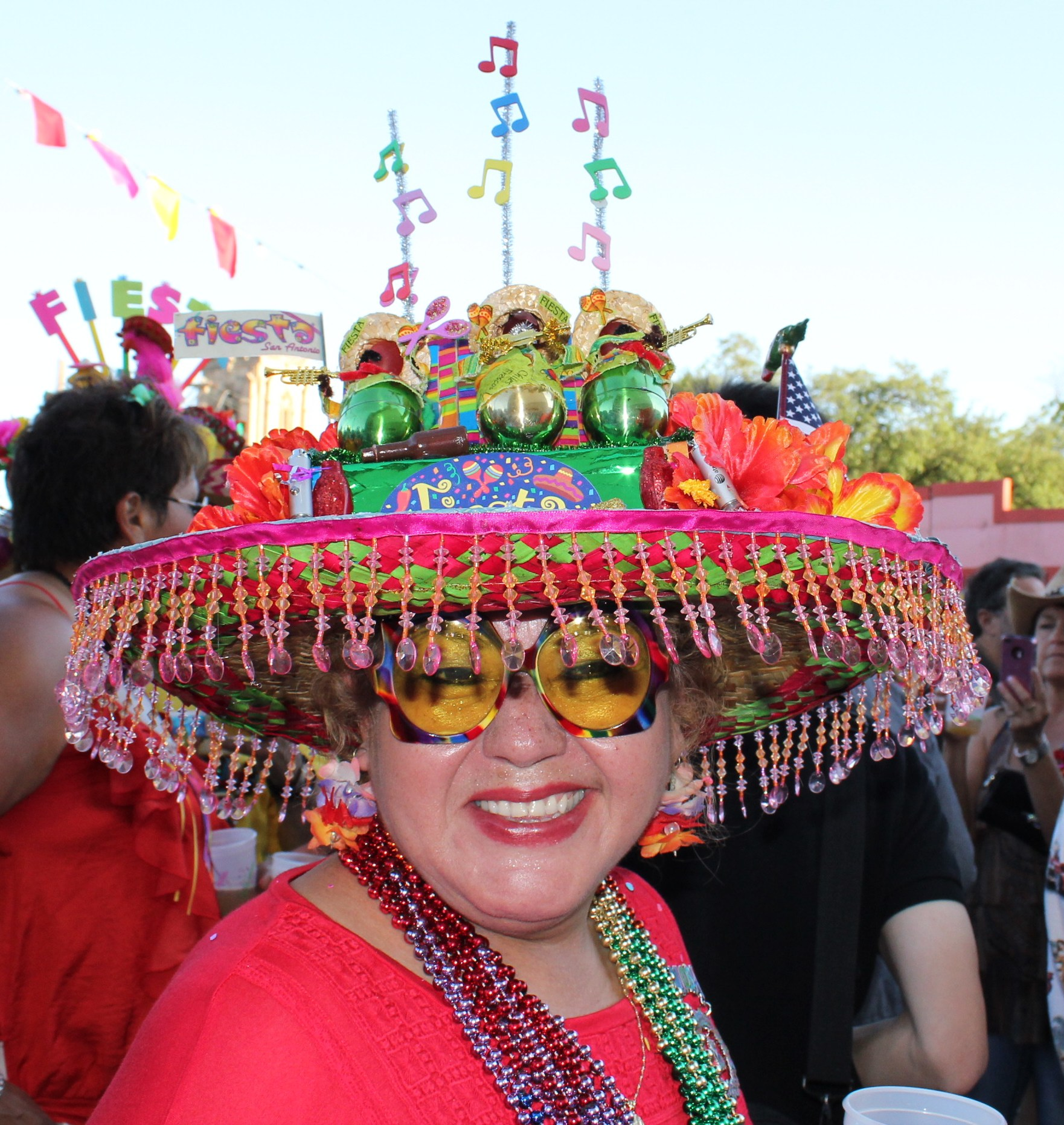 Fiesta san antonio image search results 0 html code fiesta hats spotted at niosa and at the fiesta hat show luncheon