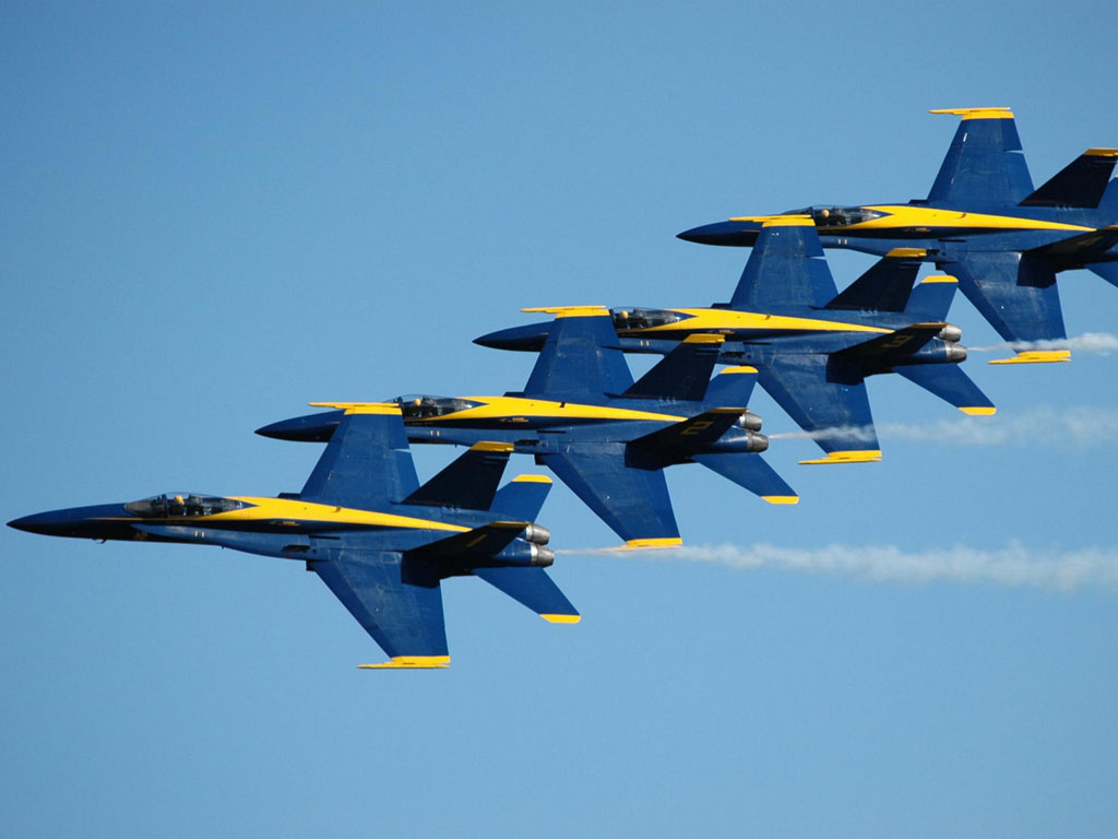 Blue Angels 1024x768