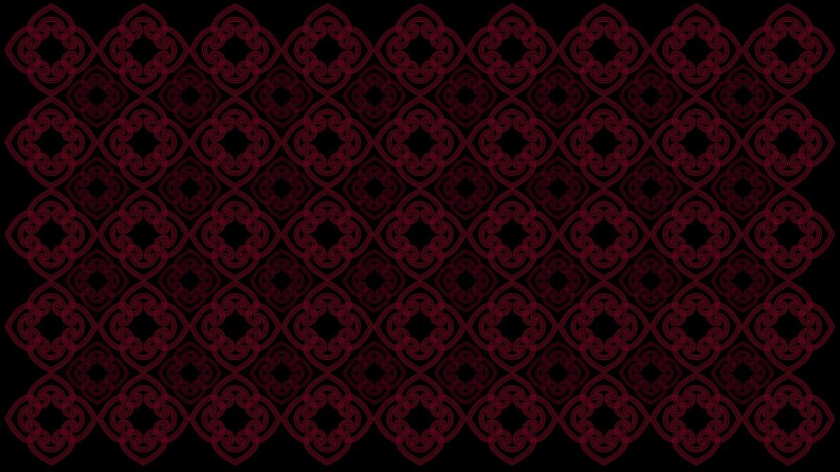 48 Red And Black Pattern Wallpaper On Wallpapersafari
