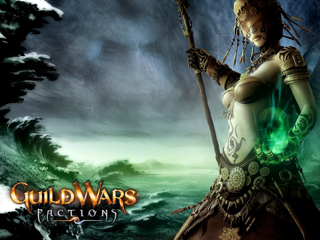 Guild Wars Wallpaper 1024x768