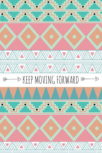 Keep Moving Forward   iPhone Wallpaper   seven thirty three 426x640