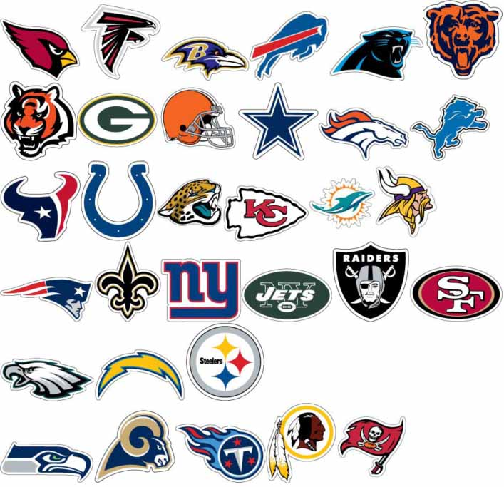 All NFL Team Logo Wallpapers
