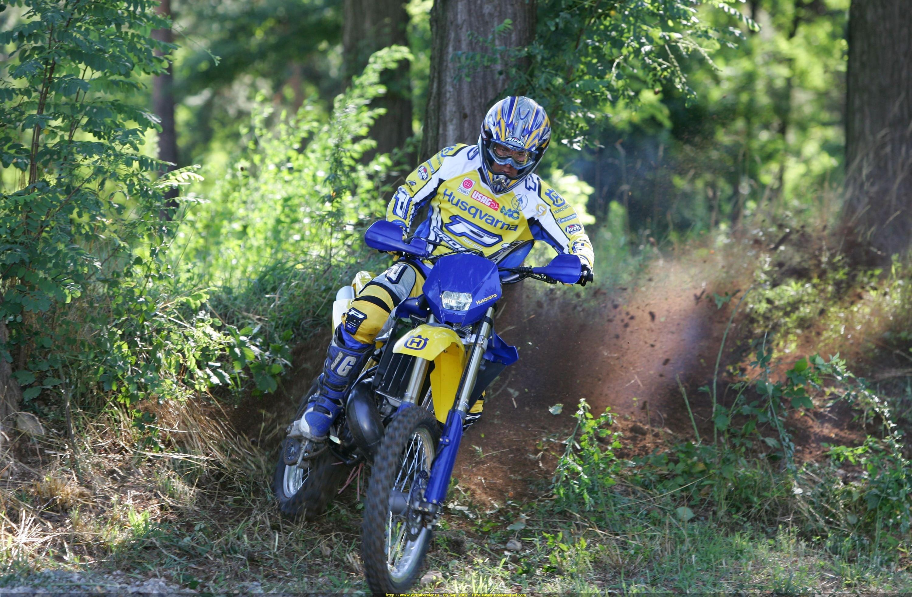 2007 Husqvarna WR 250 pic 13   onlymotorbikescom 2999x1962