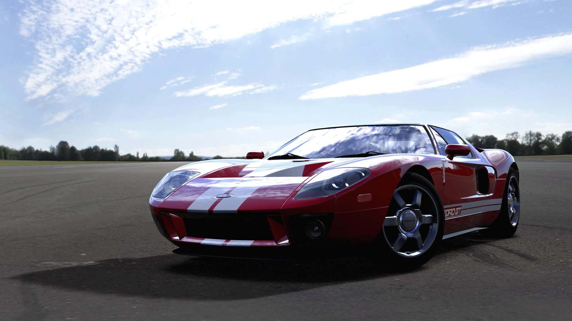 Forza Motorsport 6 Ford GT HD desktop Wallpapers digitalhintnet 1920x1080