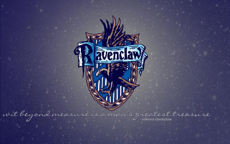ravenclaw wallpaper by mourningfelix d54casujpg 900x563