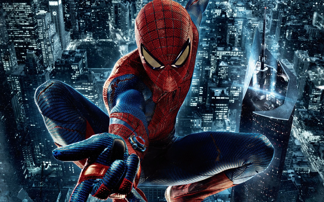 New Amazing Spider Man Wallpapers HD Wallpapers 1280x800