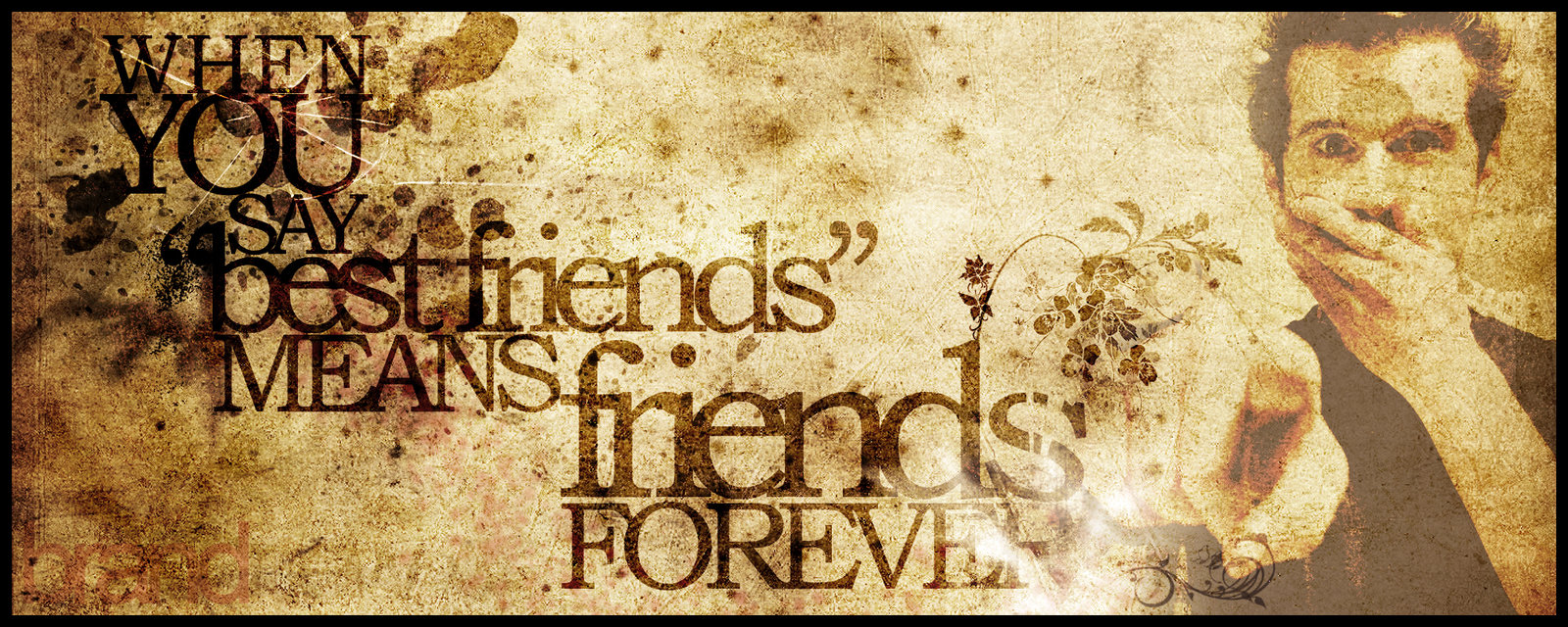 Sweet Friendship Day Wish You very Happy Friendship Day Wallpapers 1600x640