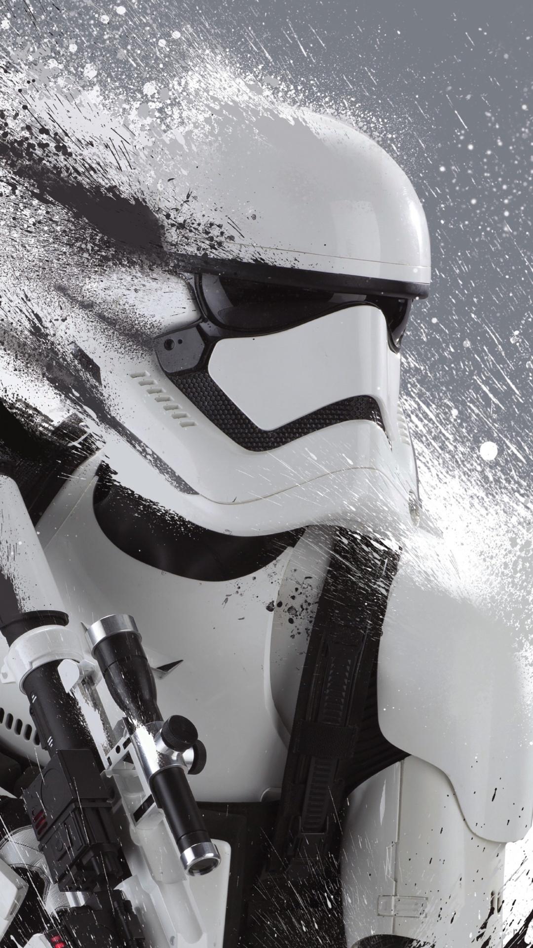 48 Star Wars The Force Awakens Iphone Wallpaper On Wallpapersafari