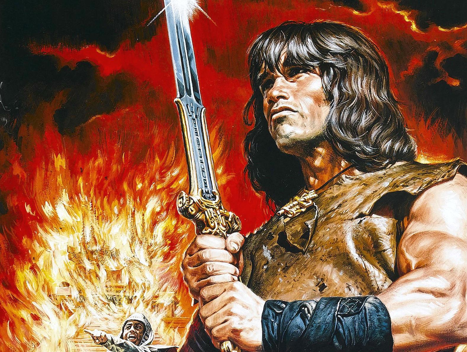 Conan The Barbarian 1982 Wallpapers HD Download 1578x1189