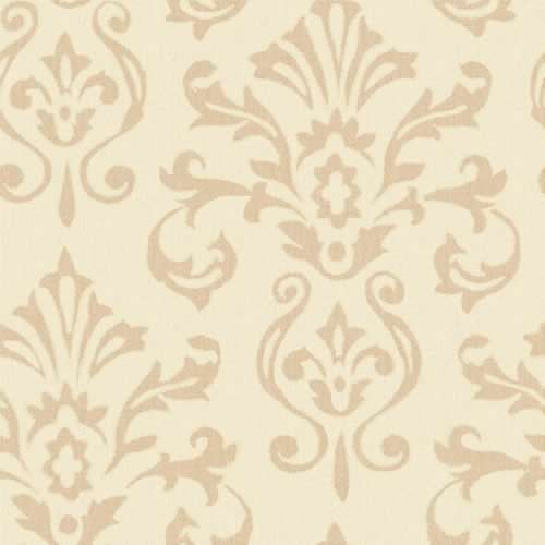 Feruci Luxury Wallpapers WOOD BLOCK DAMASK [YAZ 97085] Designer 500x500