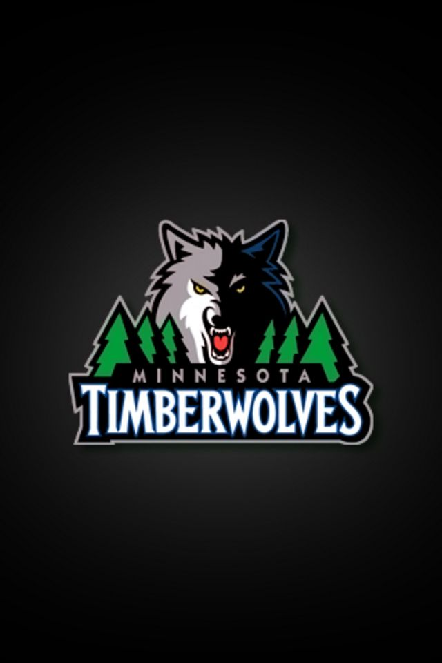Minnesota Timberwolves iPhone Wallpaper HD 640x960
