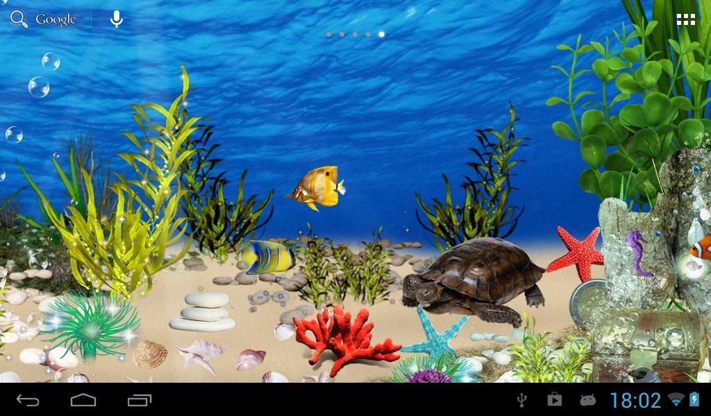Днем, аквариум картинки с анимацией