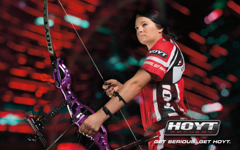Recurve Target Archery Hoytcom 2880x1800