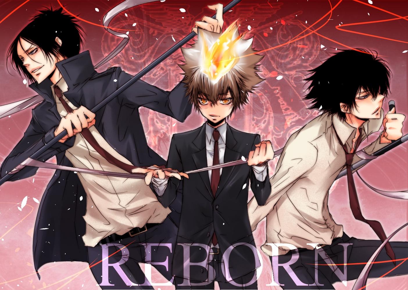 katekyo hitman reborn HD Wallpaper   Anime Manga 996018 1404x1000