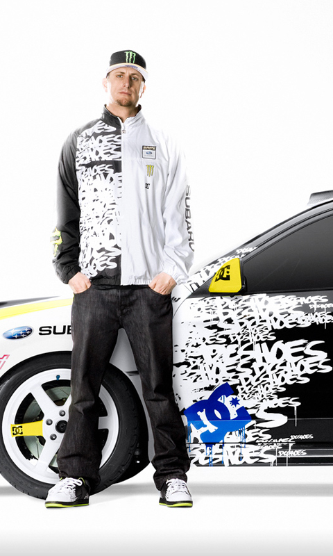 Ken Block HD Wallpapers Live wallpapers HD for Android 480x800